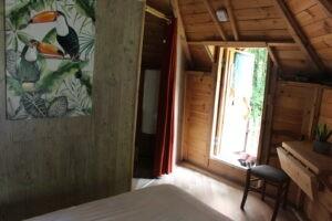 La chambre du Kota