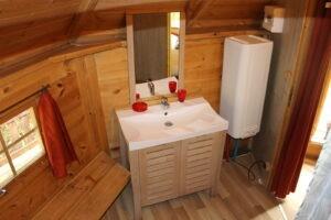 La salle de bain du Kota